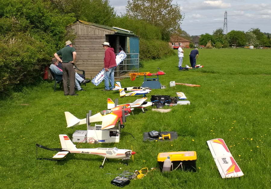Melton Model Club Training